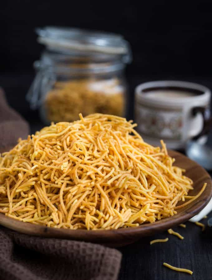 Cheese Garlic Sev
