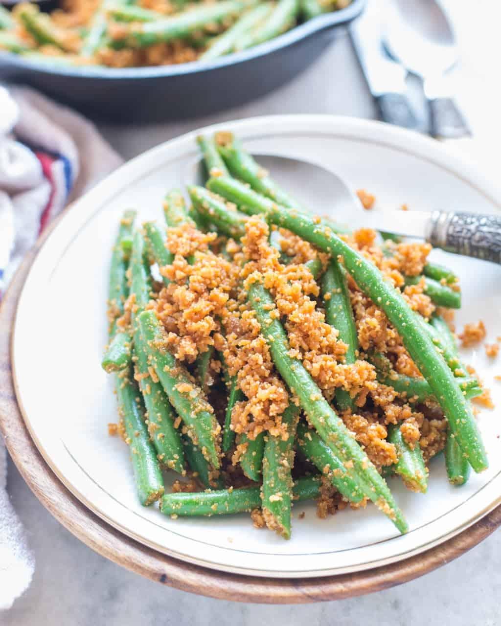 Asian garlic green beans — img 6