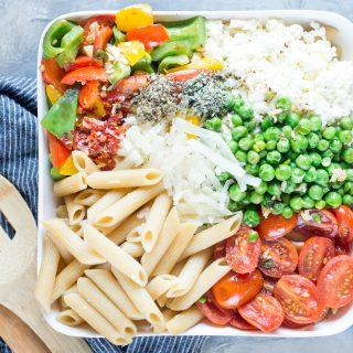 Ricotta Pasta Salad