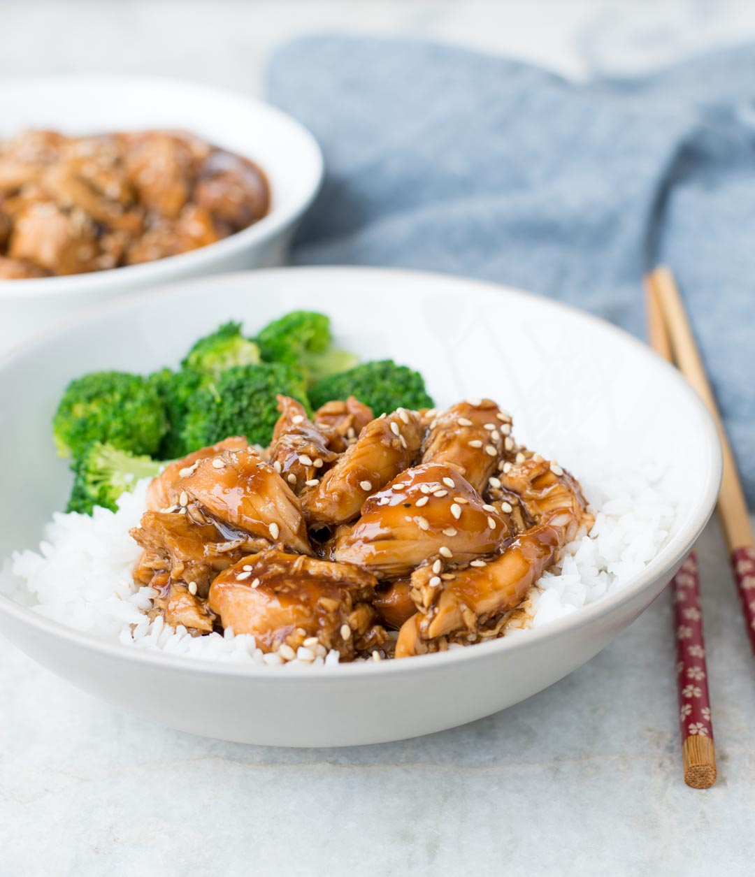 Instant Pot Honey Garlic Chicken with a delicious Sweet and Savoury Sauce takes only 15 minutes to make. This Instantpot Chicken breast is perfectly moist and tender.