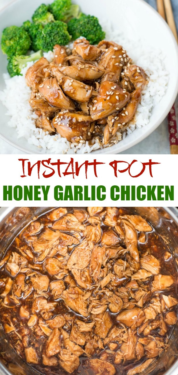Instant Pot Honey Garlic Chicken with a delicious Sweet and Savoury Sauce takes only 15 minutes to make. This Instant pot Chicken breast is perfectly moist and tender.