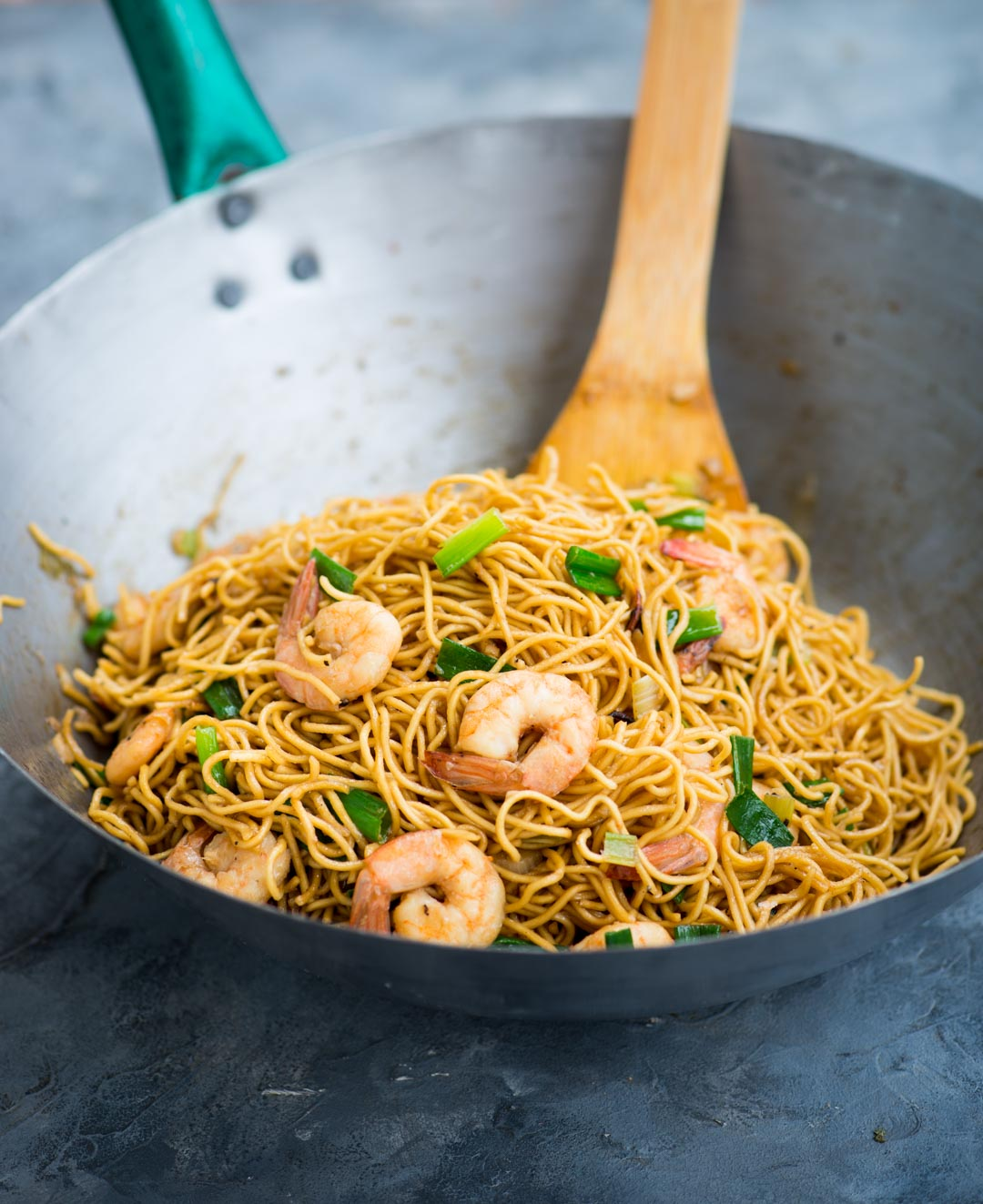 how to make asian noodles