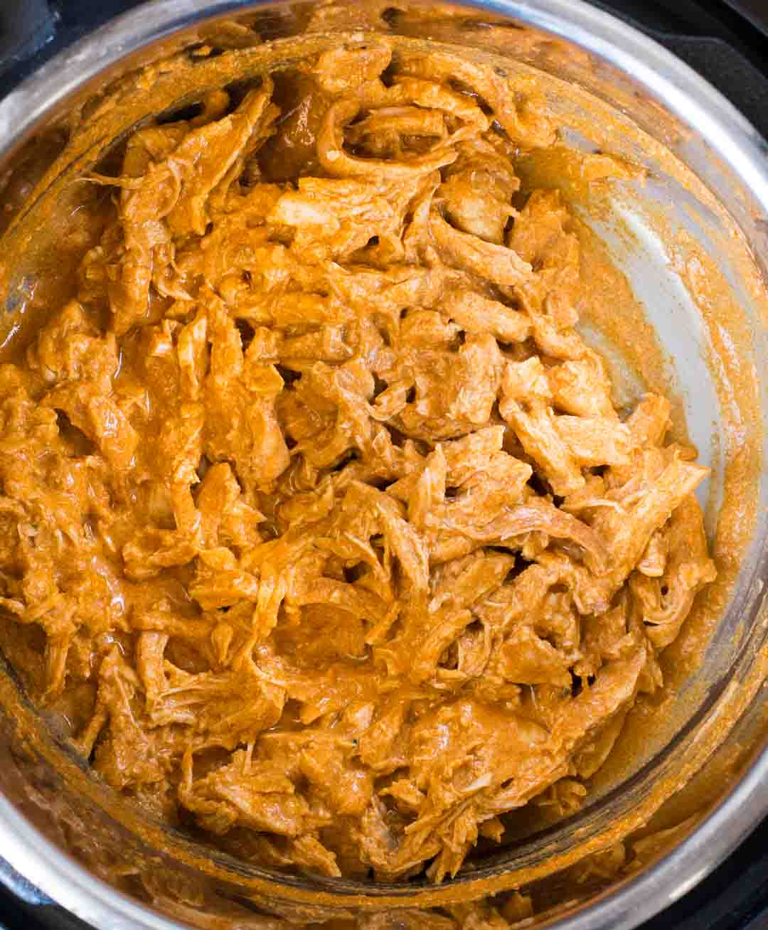 Instant Pot Shredded Chicken is moist, juicy and quick to make. I have 6 exciting flavours of shredded chicken along with the video for you, perfect to add in salads, soups, wraps, tacos or anything that calls for cooked chicken.